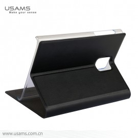 Usams  Leather Case for blackberry passport