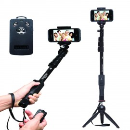 Yunteng YT-1288 Monopod With Zoom Controller